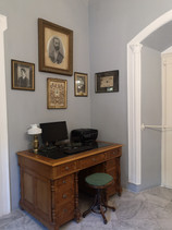 The office of Themistocles Rafalias, Doctor 1890.