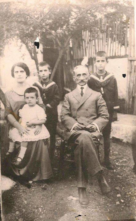 Οικογένεια Ραφαλιά 1920.