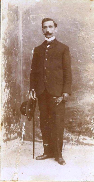 Ευάγγελος Ραφαλιάς 1890.