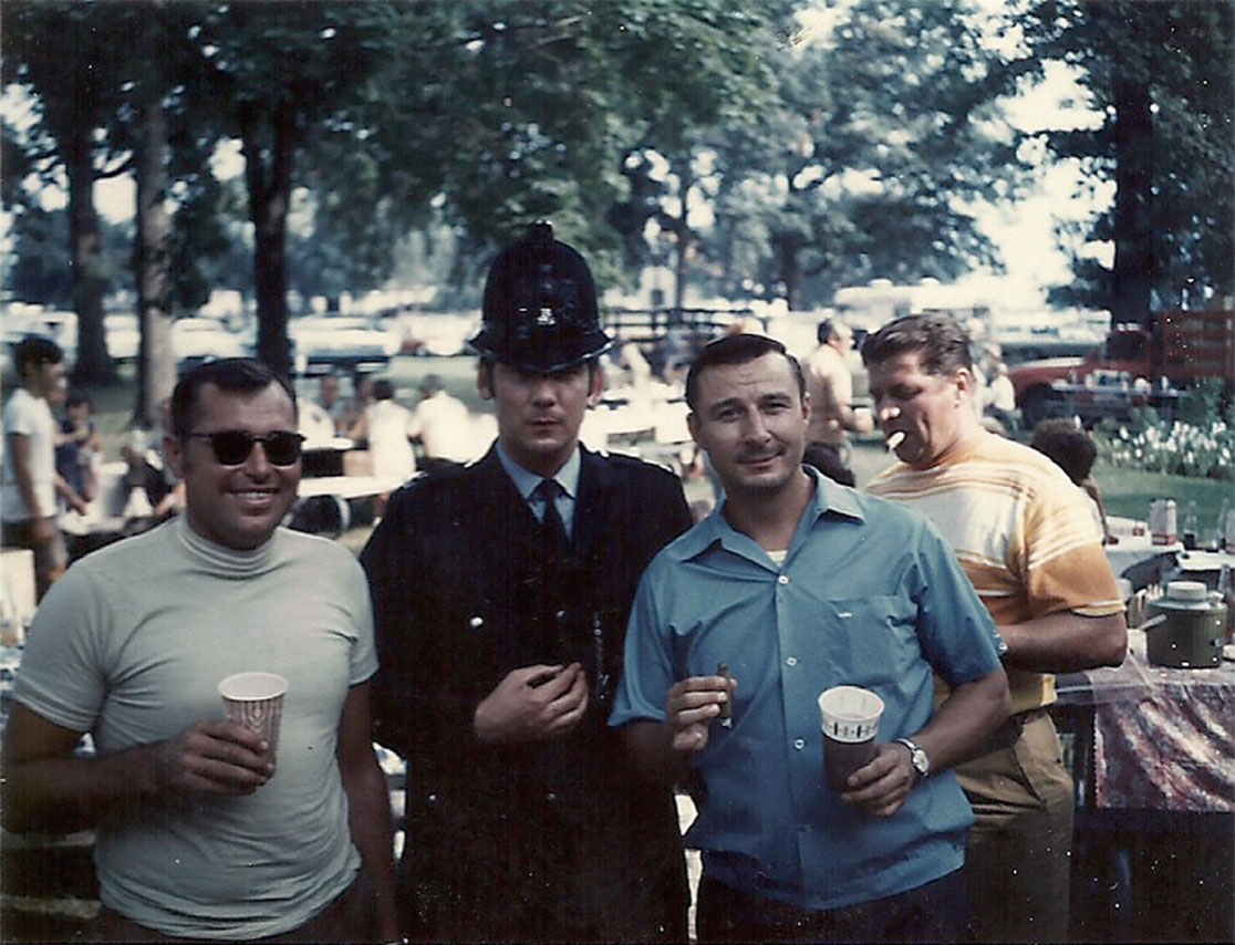 Police Picnic at the Workhouse