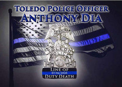 Line of Duty Death