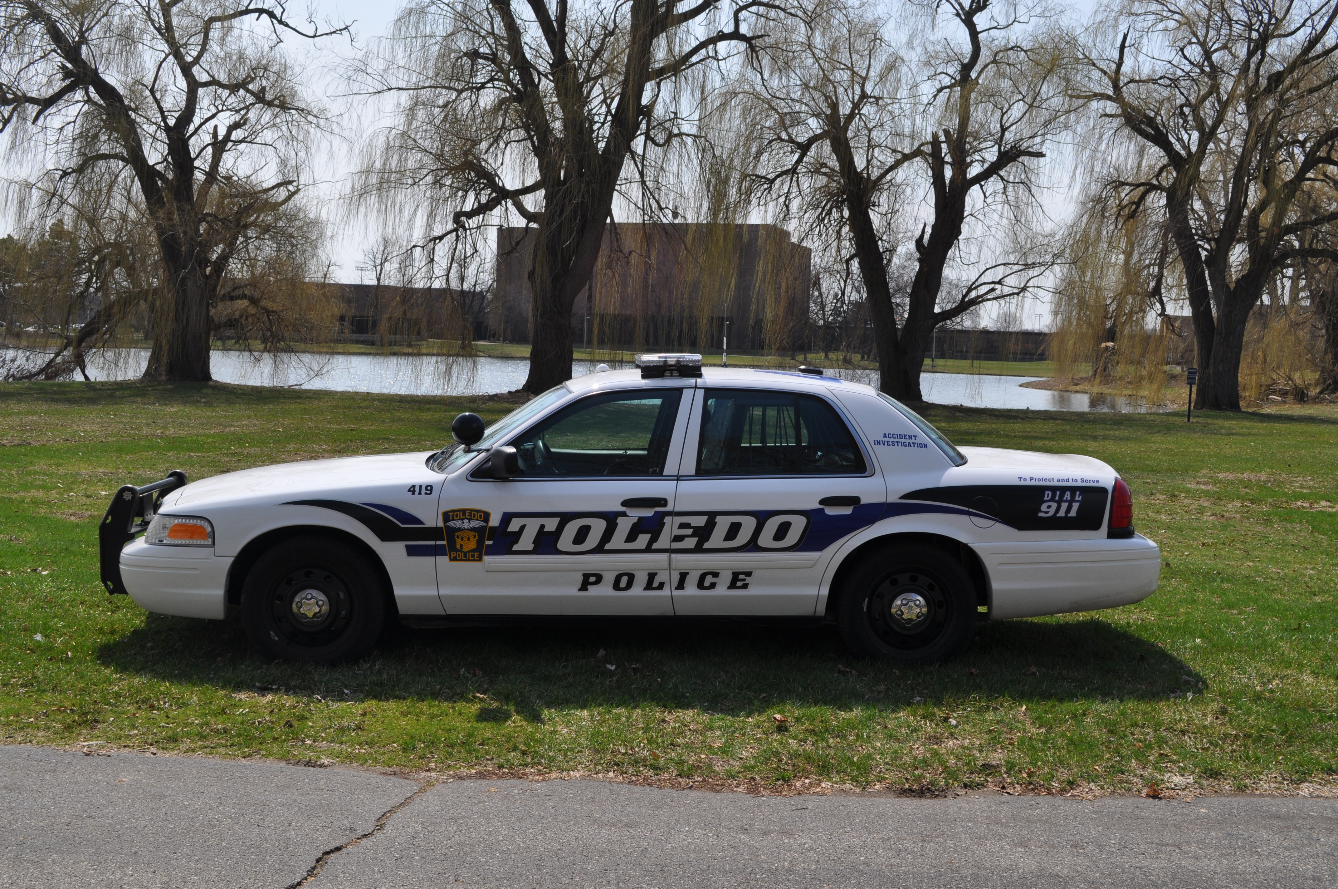 Photo History-TPD Vehicles   Home  Toledo Police Museum