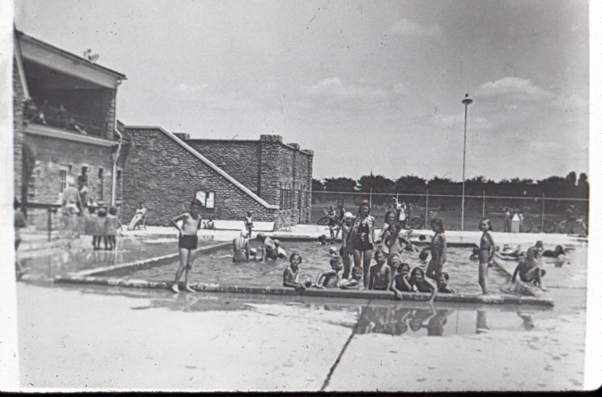 Scott Park Station History
