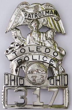 Current Patrol Badge