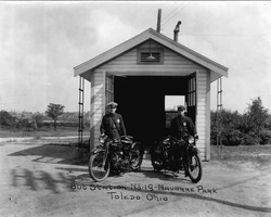 Motorcycle Substation