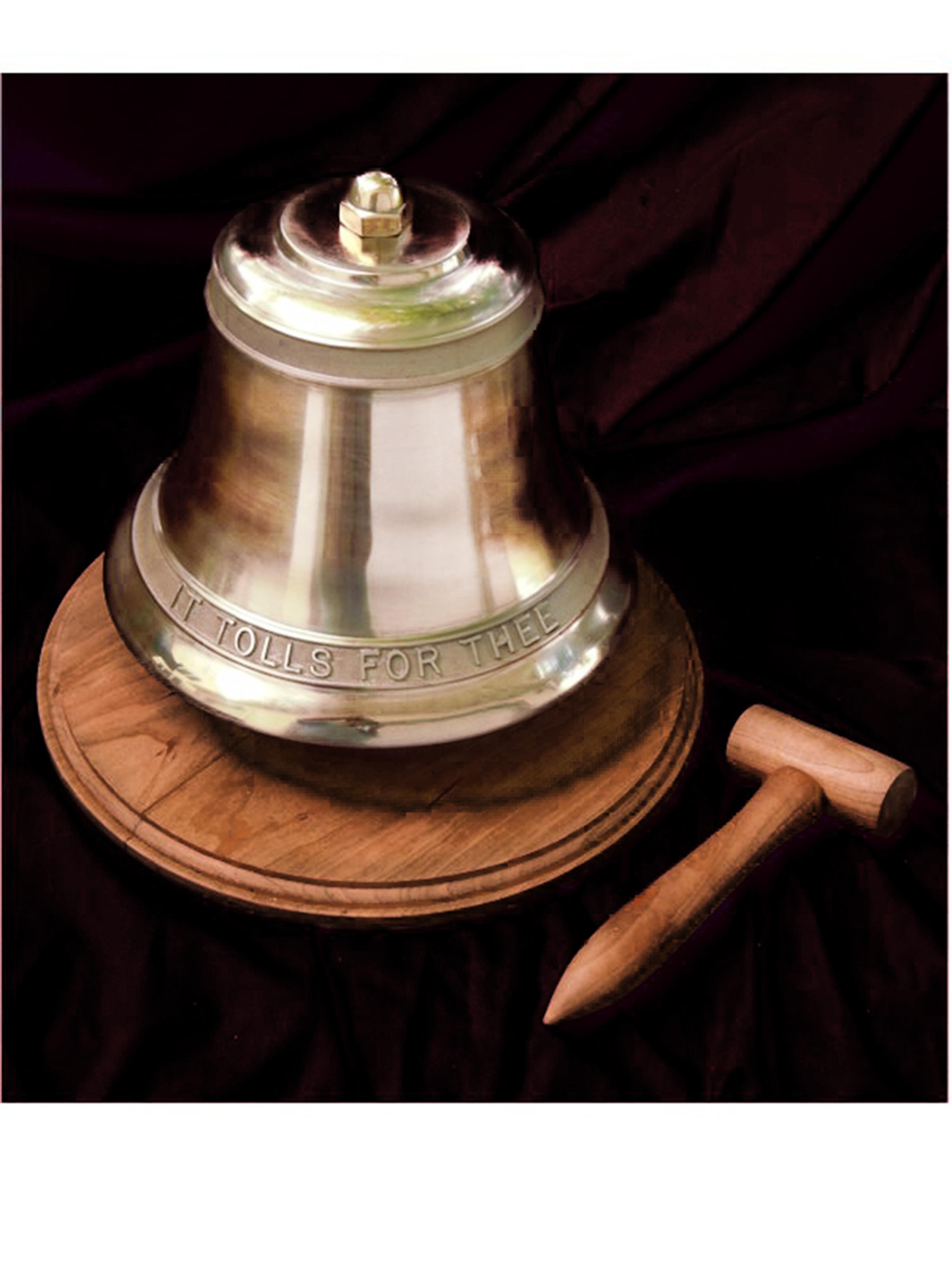 Toledo Police Bell full