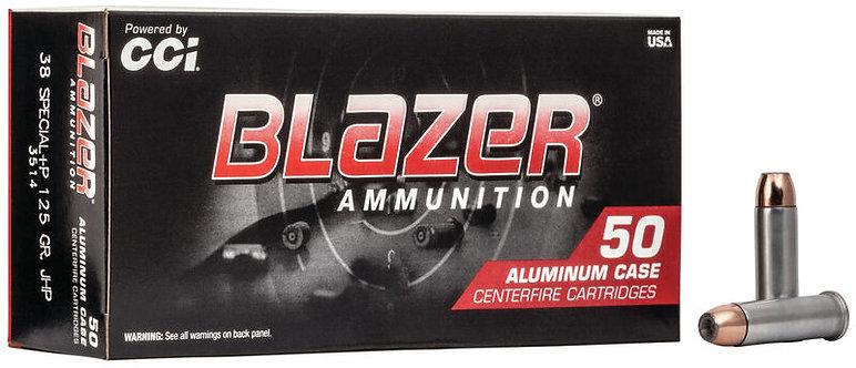 BLAZER .38spec