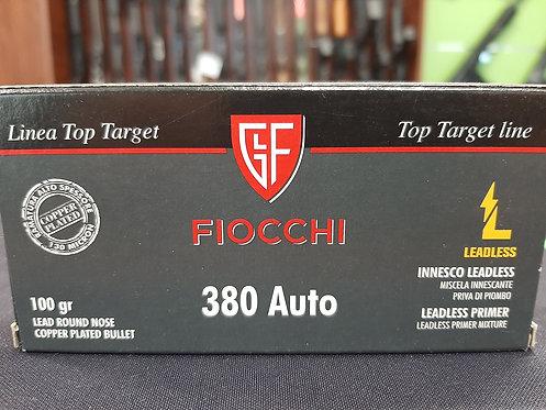 FIOCCHI .380Auto LRCP