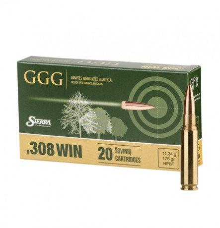 GGG .308 175gr