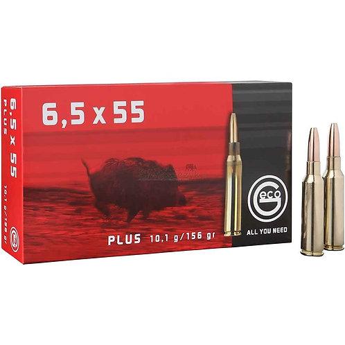 Amunicja-GECO-6,5x55--Plus-10,1g-156gr
