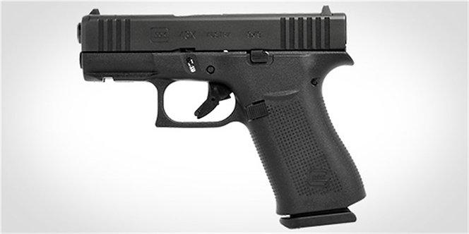 Glock 43X (Rail)