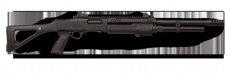 """Strzelba Fabarm STF12 Pistolgrip 18"""""""