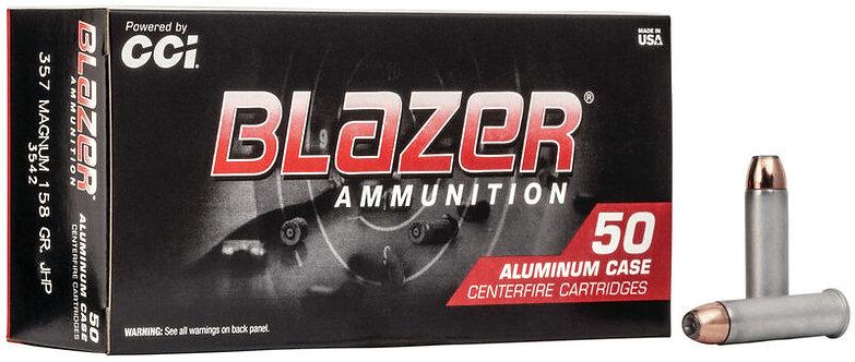 BLAZER .357Magnum