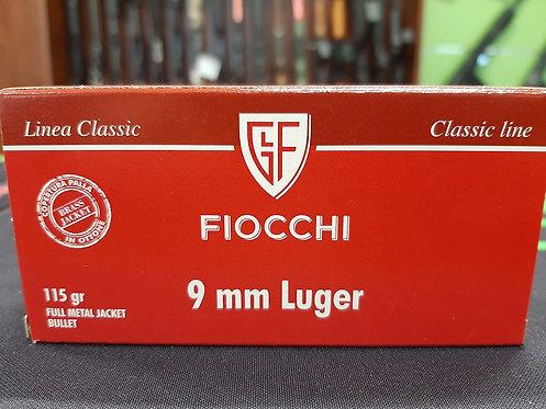 FIOCCHI 9x19