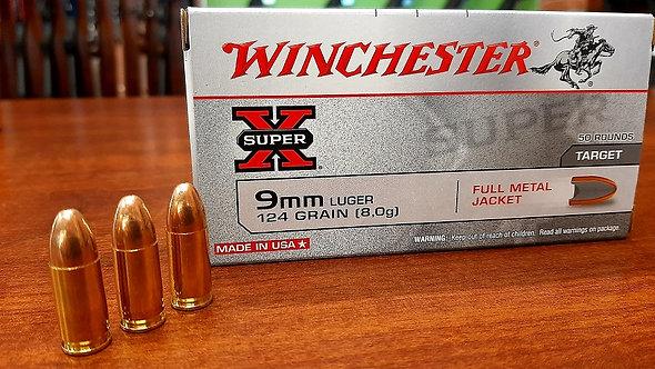 Winchester SuperX 9x19