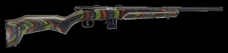 Savage Mark II Minimalist Green (22LR)