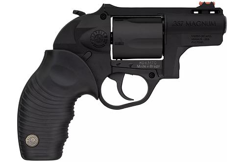 "Taurus® 605 Poly Protector 357 Mag / 38 Spl +P Black 2"""