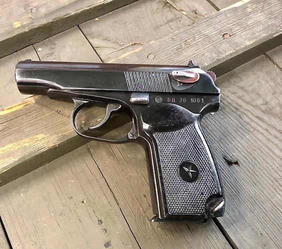 Pistolet samopowtarzalny Baikal 9x18 Makarov