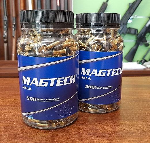 Magtech .22lr Standard LRN 40gr