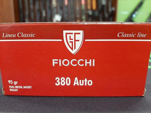 FIOCCHI .380Auto FMJ