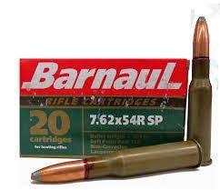 Barnaul 7,62x54R