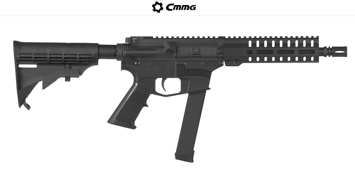 CMMG Banshee 100 (9x19)