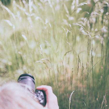 Fotografie ist Achtsamkeit