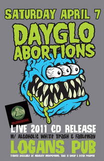 Live 2011 CD Release