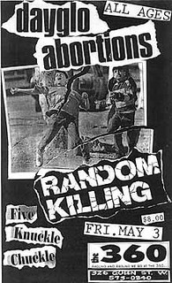 Dayglo/Random Killing