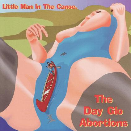 Little Man in the Canoe