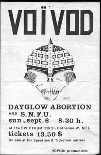 Voivod/Dayglo
