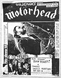 Motorhead/Dayglo