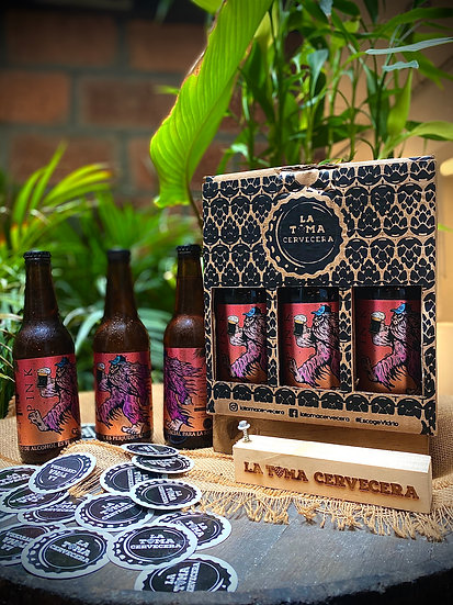 6 Pack Pink Coconut - Barrica