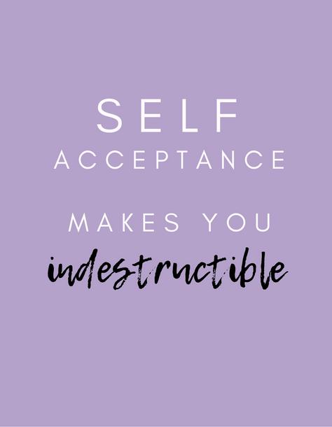 MORE Self Appreciation