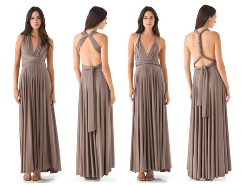 one dress, endless styles