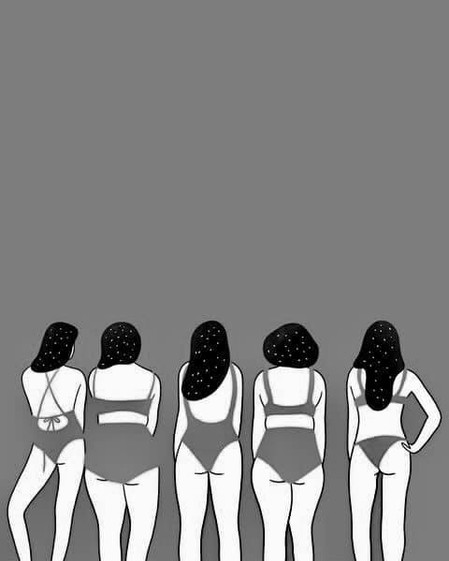 Uncomplicated Body Image