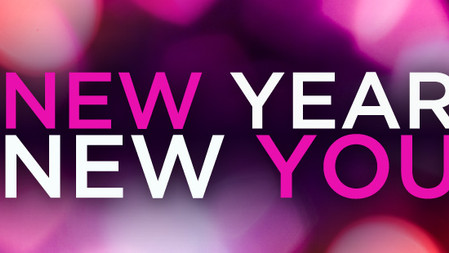 New Year - New You!