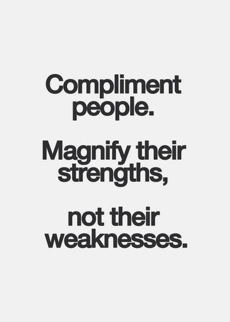The Compliment Challenge