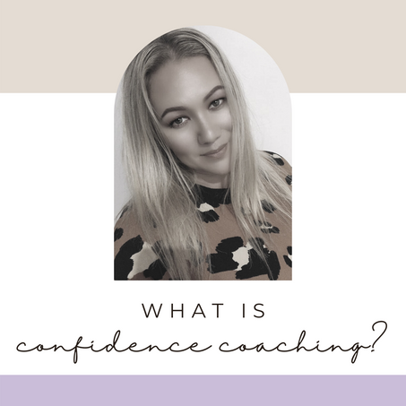 Is confidence coaching for you?