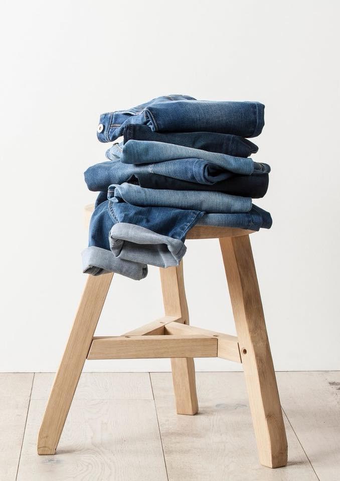 Blue denim jeans - Inna Moment