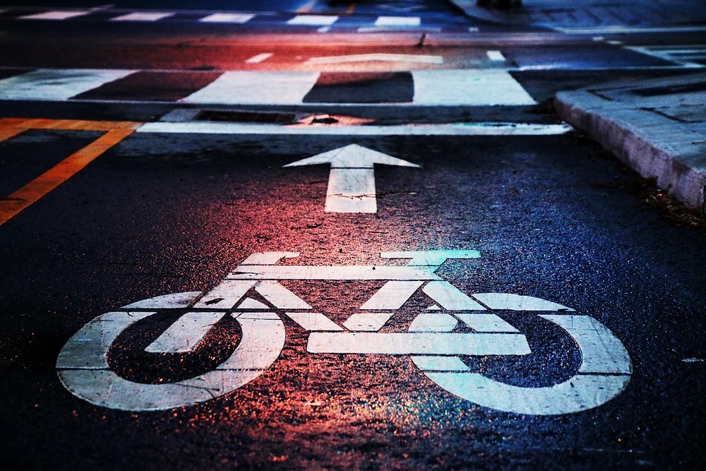 Bicycle Accidents - Bike Lane