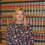 Linda Leonard is the legal assistant to Tom Roman.