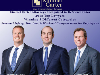 2018 Delaware Today Top Lawyers