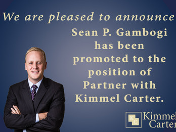 Kimmel Carter's Adds New Partner!