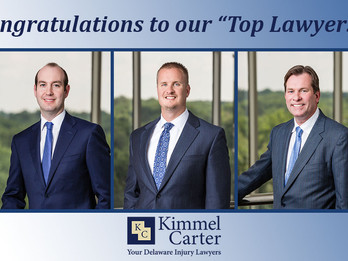 "Kimmel Carter Partners Included in Delaware Today ""Top Lawyers"" List"