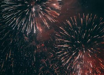 When Fireworks Aren't Fun