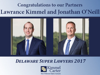 Kimmel Carter Attorneys Named to 2017 Super Lawyers List