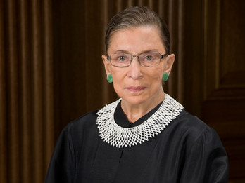 The Loss of a Legend: Ruth Bader Ginsburg
