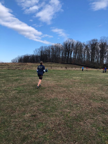 Kimmel Carter Partner Sean Gambogi Runs the Delaware Cross Country Championships