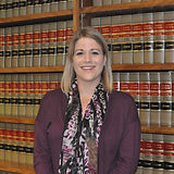 Kelly Criconi, legal assistan to Emily Laursen. Specializing in workers' comp and car accidents